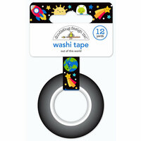 Doodlebug Design - So Much Pun Collection - Washi Tape - Out of this World