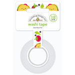 Doodlebug Design - So Much Pun Collection - Washi Tape - Taco-bout Fun