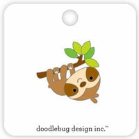 Doodlebug Design - So Much Pun Collection - Collectible Pins - Sloth