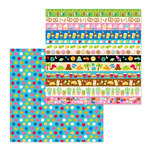 Doodlebug Design - So Much Pun Collection - 12 x 12 Double Sided Paper - Dots of Fun