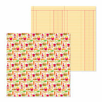 Doodlebug Design - So Much Pun Collection - 12 x 12 Double Sided Paper - Perfect Combo