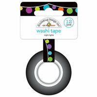Doodlebug Design - Pumpkin Party Collection - Halloween - Washi Tape - Night Lights