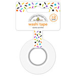 Doodlebug Design - Pumpkin Party Collection - Halloween - Washi Tape - Spooky Sprinkles