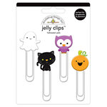 Doodlebug Design - Pumpkin Party Collection - Halloween - Jelly Clips - Halloween Pals