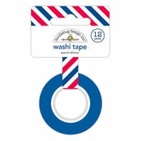 Doodlebug Design - French Kiss Collection - Washi Tape - Special Delivery