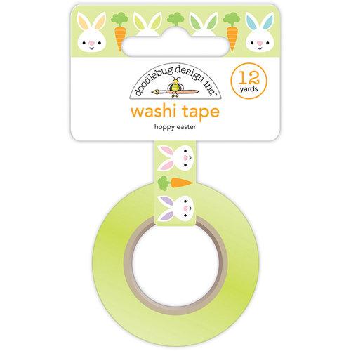 Doodlebug Design - Hoppy Easter Collection - Washi Tape - Hoppy Easter