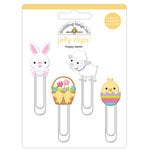 Doodlebug Design - Hoppy Easter Collection - Jelly Clips