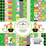 Doodlebug Design - Lots O' Luck Collection - 6 x 6 Paper Pad