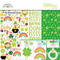 Doodlebug Design - Lots O' Luck Collection - Essentials Kit