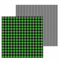 Doodlebug Design - Lots O' Luck Collection - 12 x 12 Double Sided Paper - Irish Lad