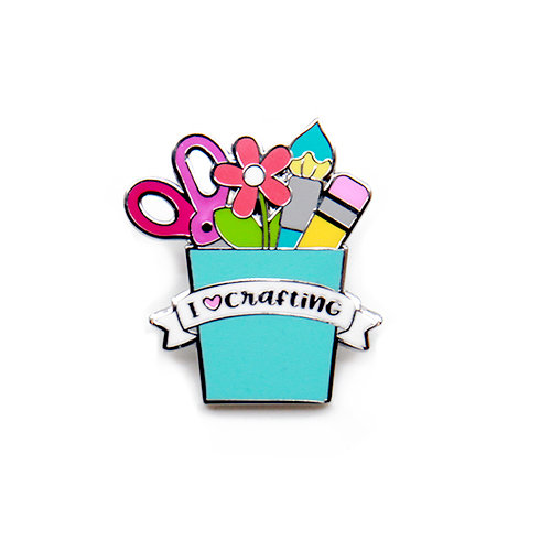 Doodlebug Crafting Pin