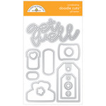 Doodlebug Design - So Much Pun Collection - Metal Dies - Pill Better