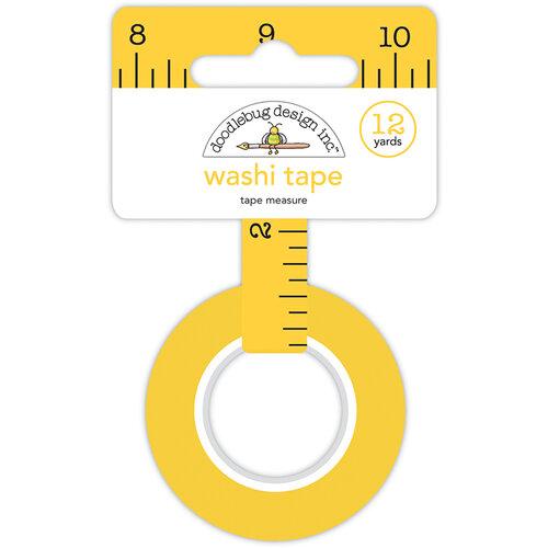 Doodlebug Design - School Days - Washi Tape - Tape Measure