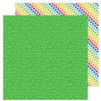 Doodlebug Design - School Days - 12 x 12 Double Sided Paper - Arithmetic