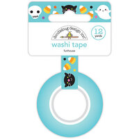 Doodlebug Design - Halloween - Candy Carnival Collection - Washi Tape - Funhouse
