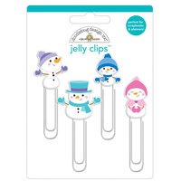 Doodlebug Design - Winter Wonderland Collection - Jelly Clips