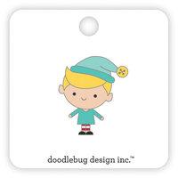 Doodlebug Design - Christmas Magic Collection - Collectible Pins - Buddy
