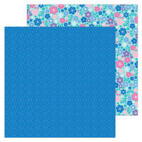 Doodlebug Design - Winter Wonderland Collection - 12 x 12 Double Sided Paper - Nightfall