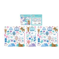 Doodlebug Design - Winter Wonderland Collection - Odds and Ends - Die Cut Cardstock Pieces
