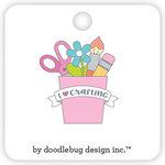 Doodlebug Design - Collectible Pins - I Heart Scrapbooking