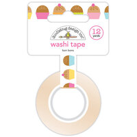 Doodlebug Design - Hey Cupcake Collection - Washi Tape - Bon Bons
