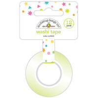 Doodlebug Design - Hey Cupcake Collection - Washi Tape - Cute Confetti
