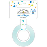 Doodlebug Design - Party Time Collection - Washi Tape - Surprise Party