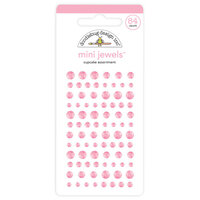 Doodlebug Design - Mini Jewels Collection - Cupcake