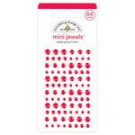 Doodlebug Design - Mini Jewels Collection - Ladybug