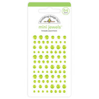 Doodlebug Design - Mini Jewels Collection - Limeade