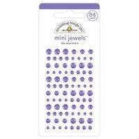 Doodlebug Design - Mini Jewels Collection - Lilac