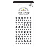 Doodlebug Design - Mini Jewels Collection - Beetle Black
