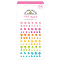 Doodlebug Design - Hey Cupcake Collection - Mini Jewels Assortment