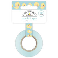 Doodlebug Design - Special Delivery Collection - Washi Tape - Rubber Duckies