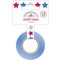 Doodlebug Design - Land That I Love Collection - Washi Tape - Star Struck