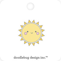 Doodlebug Design - Bundle of Joy Collection - Collectible Pins - Sunshine