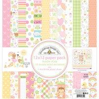 Doodlebug Designs - Bundle of Joy Collection - 12 x 12 Paper Pack