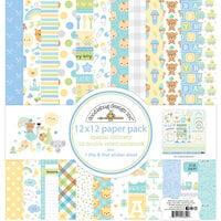 Doodlebug Design - Special Delivery Collection - 12 x 12 Paper Pack