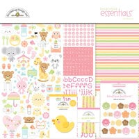 Doodlebug Designs - Bundle of Joy Collection - Essentials Kit