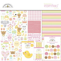 Doodlebug Design - Bundle of Joy Collection - Essentials Kit