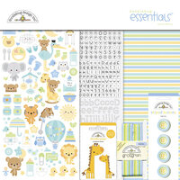 Doodlebug Design - Special Delivery Collection - Essentials Kit