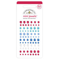 Doodlebug Designs - Land That I Love Collection - Mini Jewels Assortment