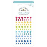 Doodlebug Designs - Bar-B-Cute Collection - Mini Jewels Assortment
