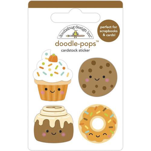 Doodlebug Design - Pumpkin Spice Collection - Doodle-Pops - Fall Treats