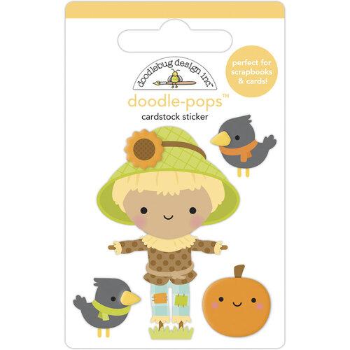 Doodlebug Design - Pumpkin Spice Collection - Doodle-Pops - Hay There