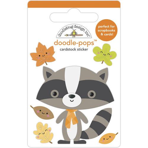 Doodlebug Design - Pumpkin Spice Collection - Doodle-Pops - Rocky