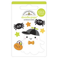 Doodlebug Design - Ghost Town Collection - Doodle-Pops - Little Boo