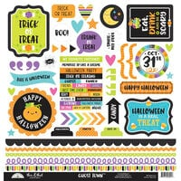 Doodlebug Design - Ghost Town Collection - Cardstock Stickers - This and That