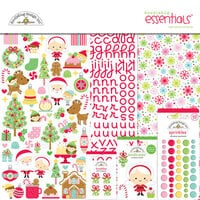 Doodlebug Design - Night Before Christmas Collection - Essentials Kit