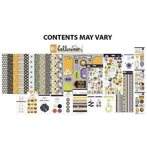 Doodlebug Design - Halloween Collection - Boos and Brews Value Bundle